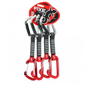 Fixe Pack 4 - Cintas expréss - 16Antr/Anti. 12cm Montgrony + Petit Dru rojo/Plateado